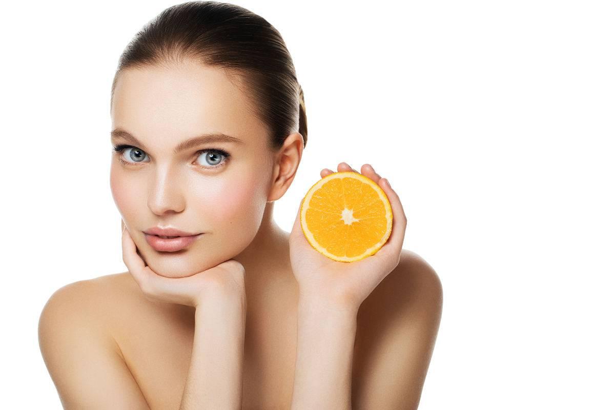 rimedi bellezza con arance