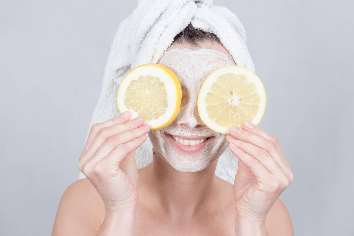più bella con il limone