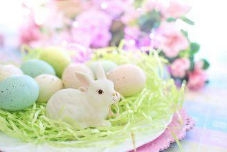 Pranzo di Pasqua: il menu completo a basso contenuto di grassi