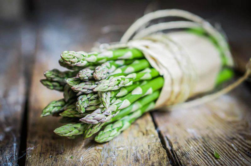 asparago verdura maggio