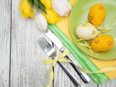 Pranzo di Pasqua, il menu a base di legumi