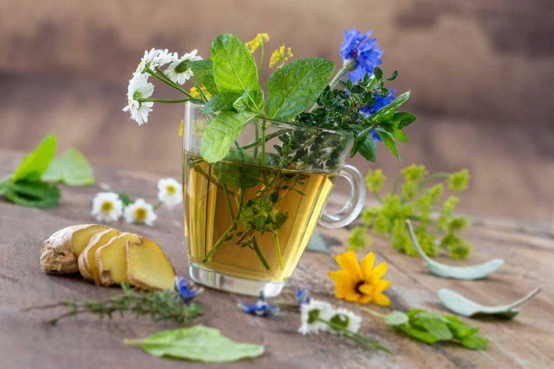 tè al carciofo per effetti collaterali dimagranti
