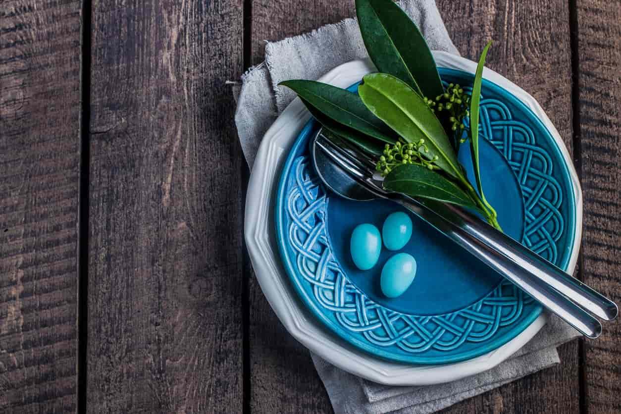 Pranzo di Pasqua 2019: il menu senza agnello