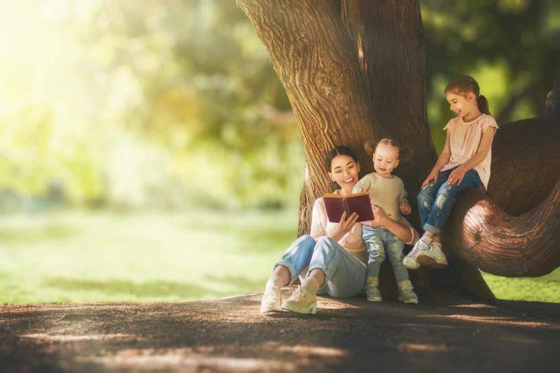 Bambini felici con il metodo educativo danese