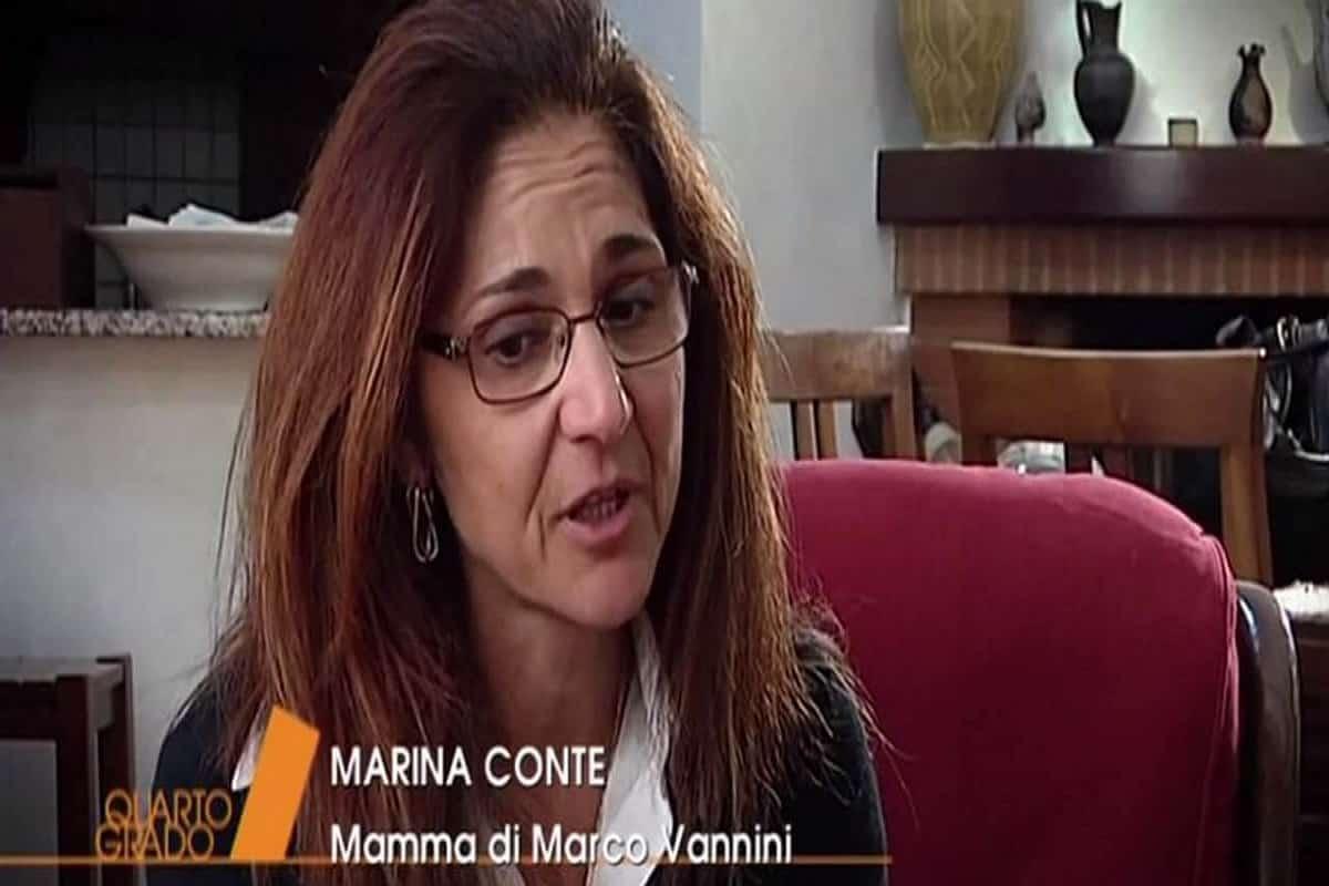 marina conte mamma marco vannini