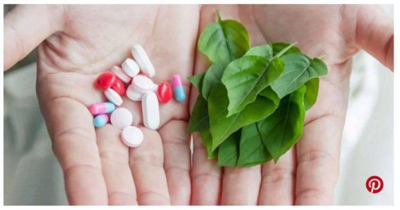 I 7 farmaci più prescritti al mondo e le loro controparti naturali