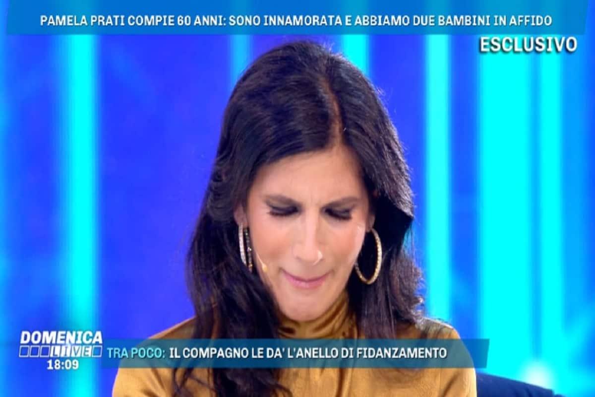 Pamela Prati a Verissimo: matrimonio con Marco Caltagirone si farà