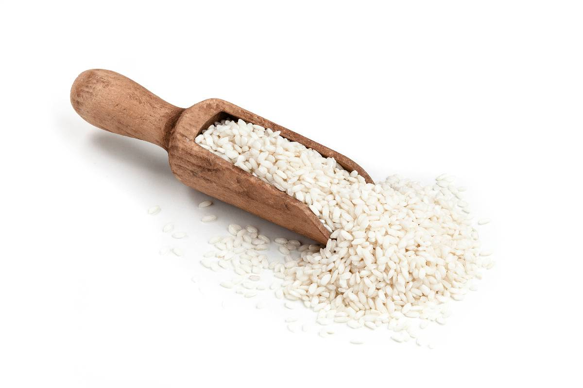 riso: usi alternativi