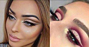 Cut Crease makeup, la nuova tendenza del trucco occhi