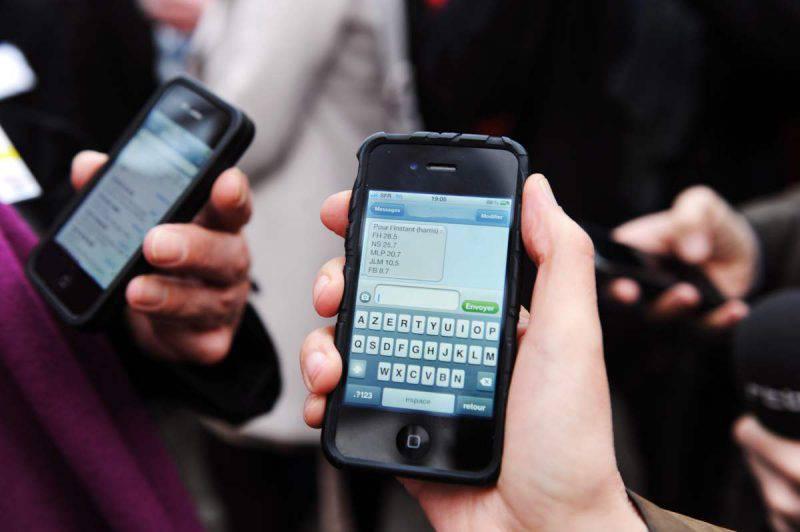 sms messaggi connessione