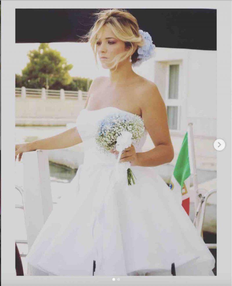 Francesca Barra matrimonio