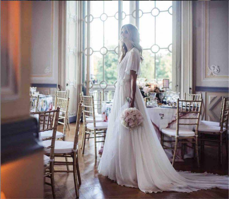 Filippa Lagerback sposa