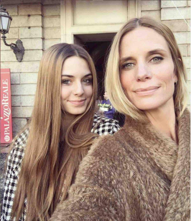 Filippa Lagerback figlia