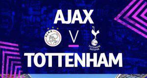 champions ajax totthenam