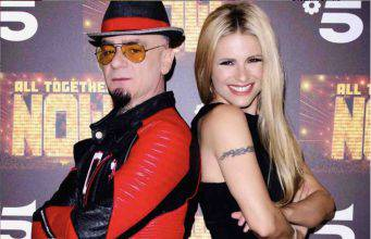 All Together Now, show tra gioco e talent con J Ax e Michelle Hunziker