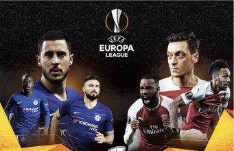 Finale Europa League 2019: dove vederla in tv, orario e formazioni