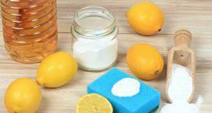 Limone aceto e bicarbonato, impieghi per una casa pulita ed igienizzata