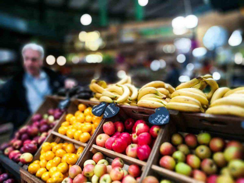 indice glicemico frutta