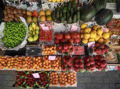 ansia frutta verdura
