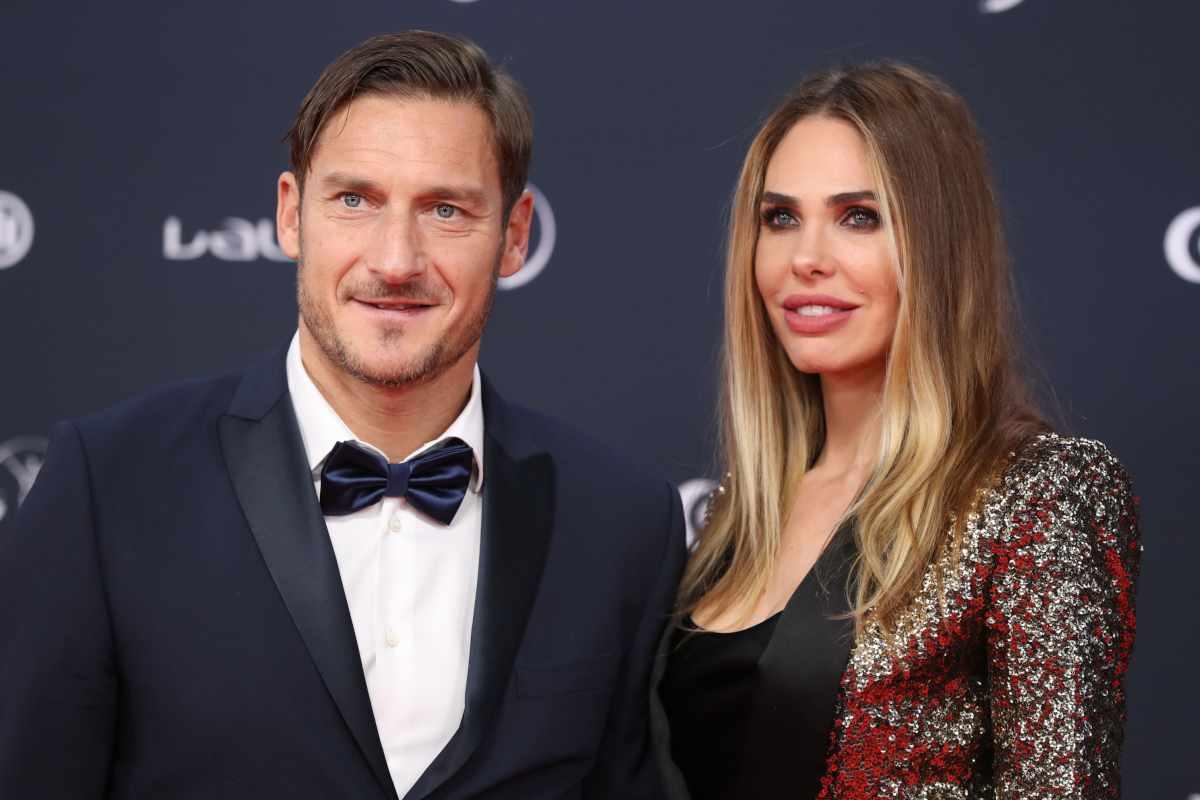 Gli auguri di papà Francesco e mamma Ilary a Chanel Totti