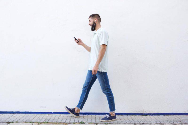 camminare bene salute