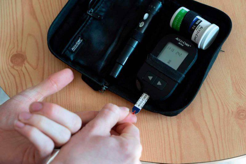 diabete alimenti glicemia
