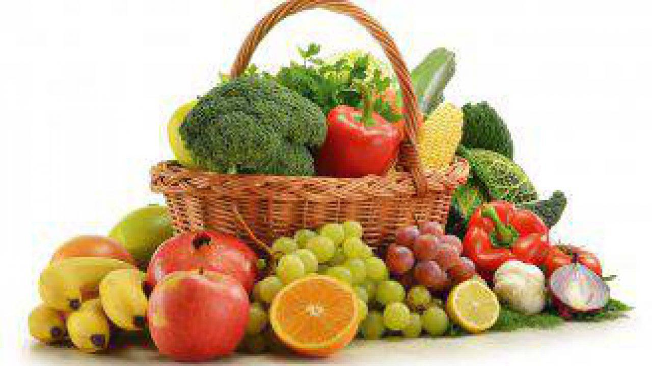 mangiare frutta e verdura solo per perdere peso