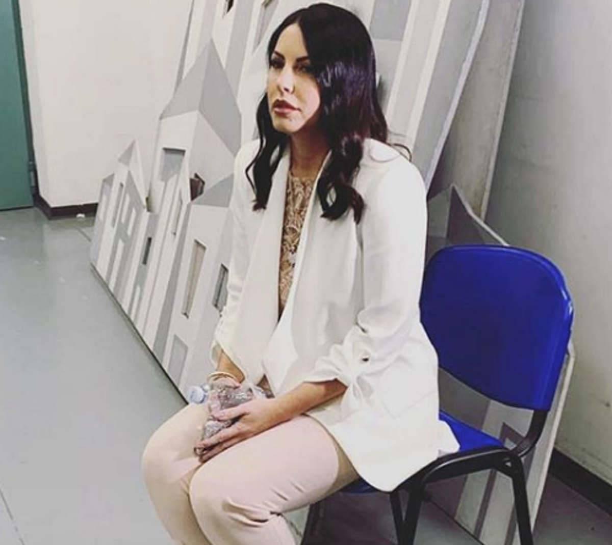Eliana Michelazzo ricoverata