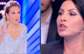 """Barbara D'Urso a Live: """"Eliana io mi sento presa per il cxxo"""""""