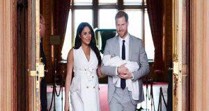 harry e meghan royal baby