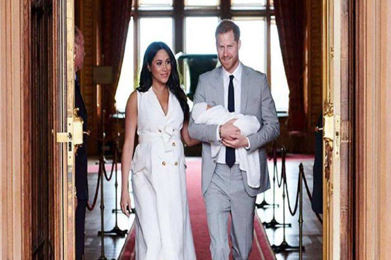harry e meghan royal baby