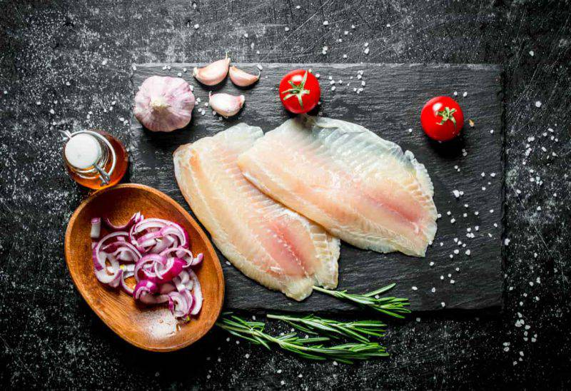 filetto pesce pangasio