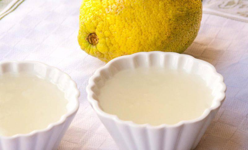 gelatina per dolci
