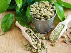 caffè verde proprietà