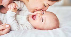 desideri mangiare di baci un bimbo? Ecco perché
