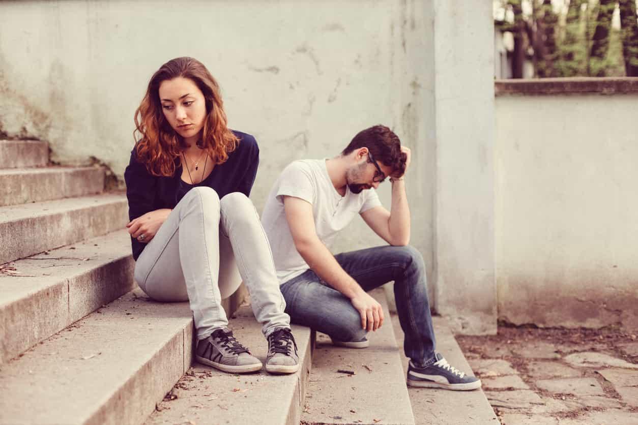 cattive abitudini di coppia