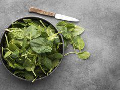 Cosa cucino oggi? Menu completo con gli spinaci