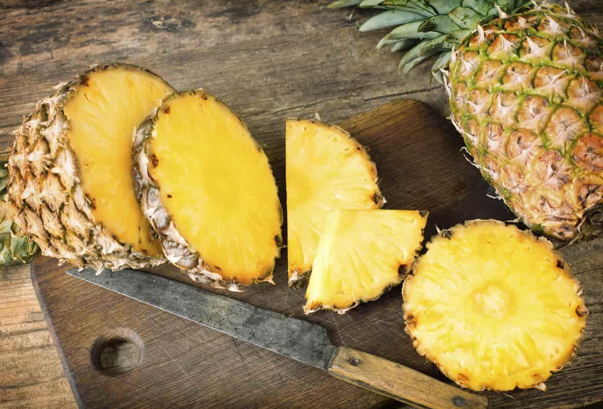 Cosa cucino oggi? Il menu completo per pranzo e cena con l'ananas