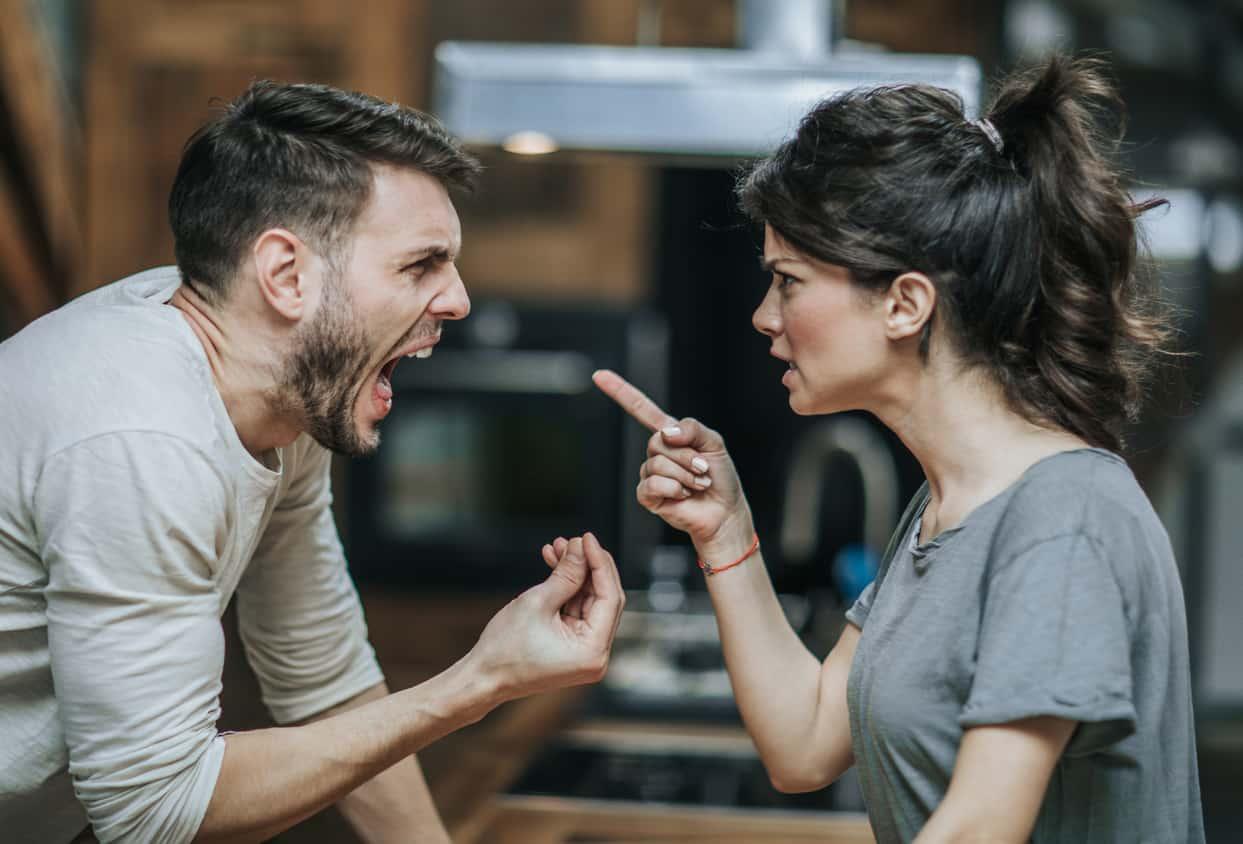 partner irascibile come fare