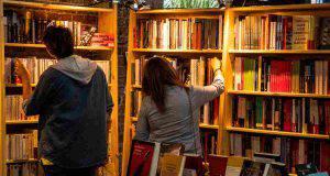 riordinare libreria
