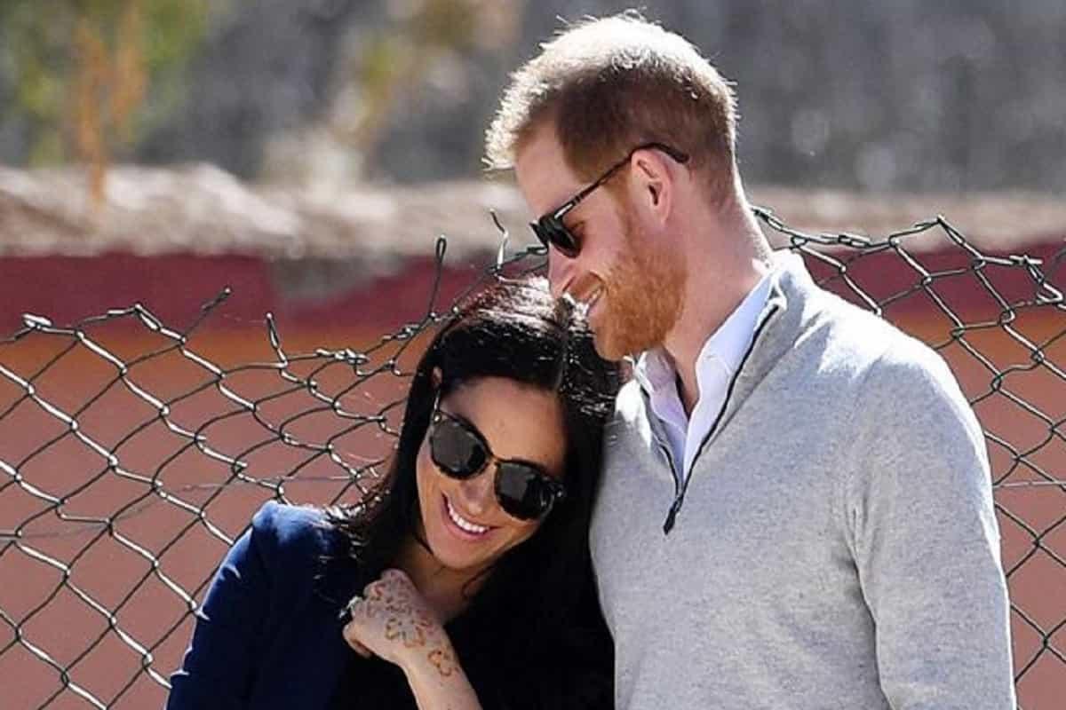 meghan e harry nato royal baby