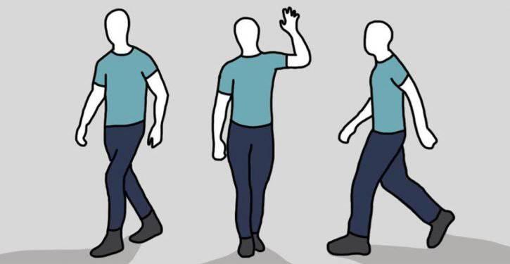 Test: il tuo modo di camminare rivela molto della tua personalità