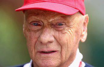 Niki Lauda chi era: età, altezza, carriera e vita privata