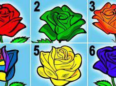 La rosa che scegli rivelerà splendidi segreti sulla tua personalità