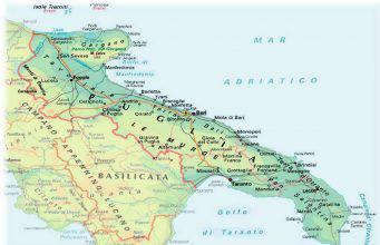 Terremoto, forte scossa in Puglia: epicentro a Barletta, scuole evacuate