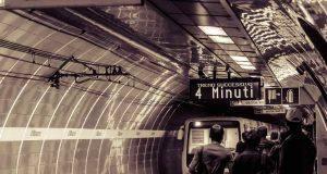 metro A roma chiusa