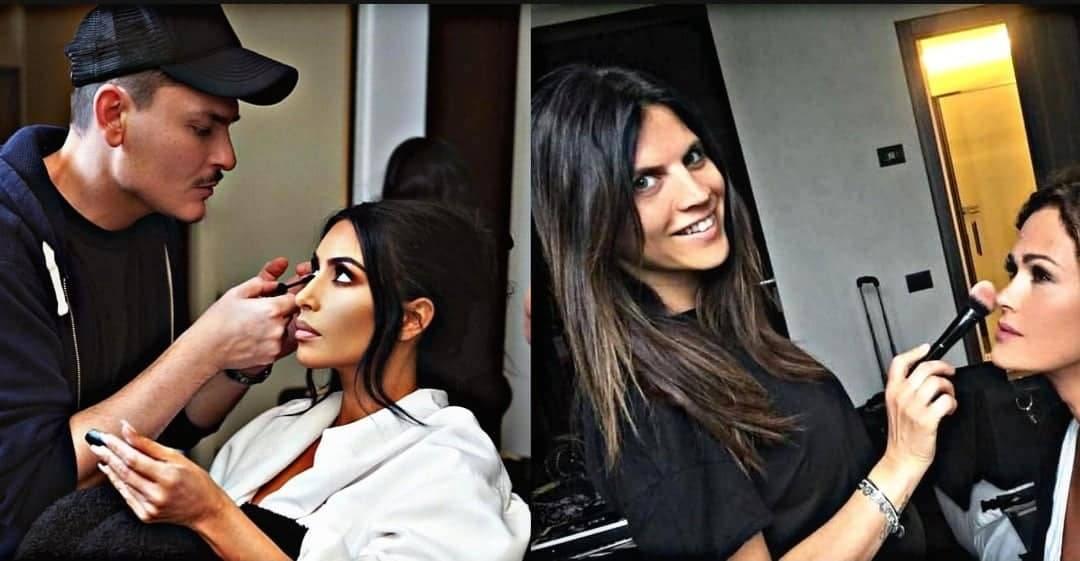 I makeup artist delle star italiani e stranieri