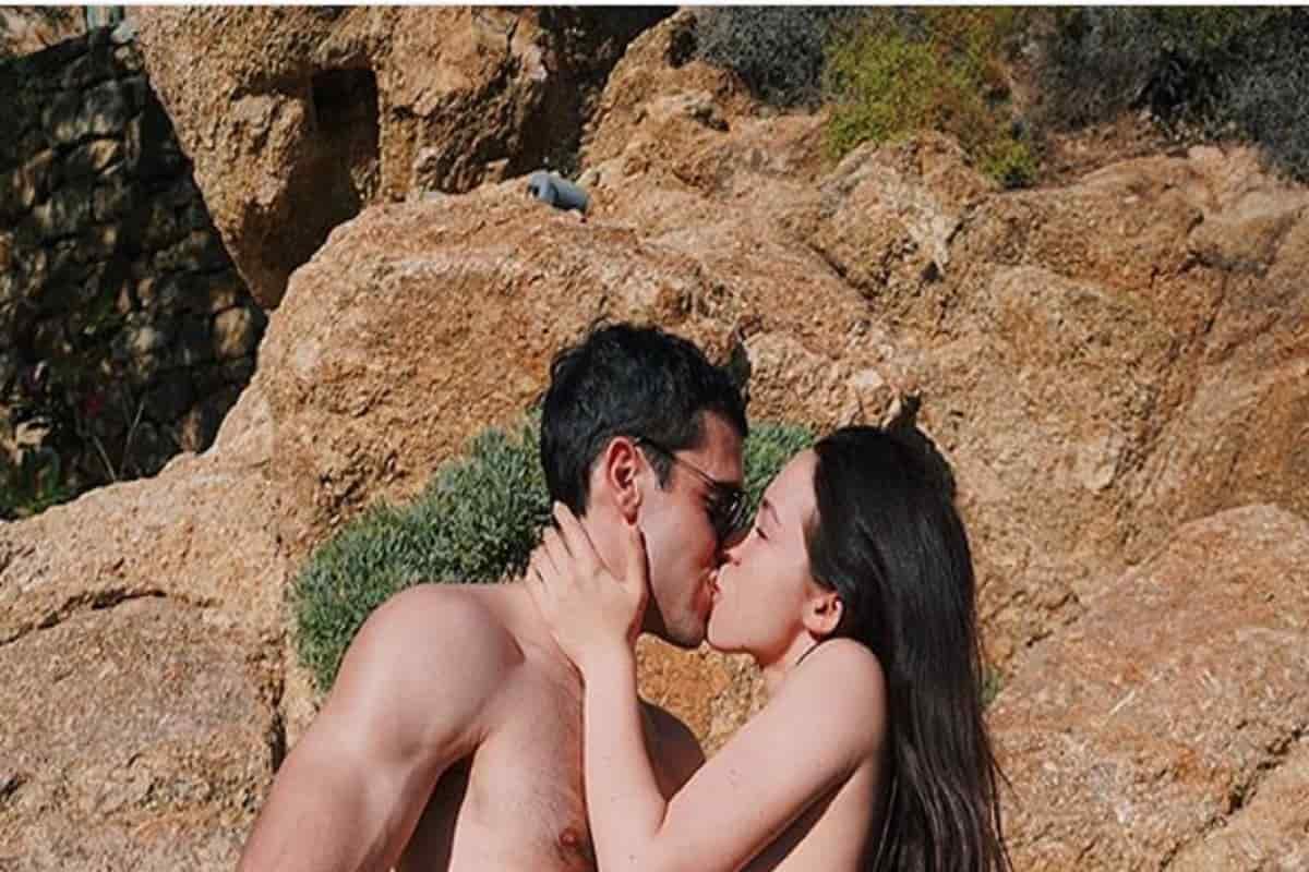 Aurora Ramazzotti foto hot fidanzato goffredo sfogo tomaso trussardi