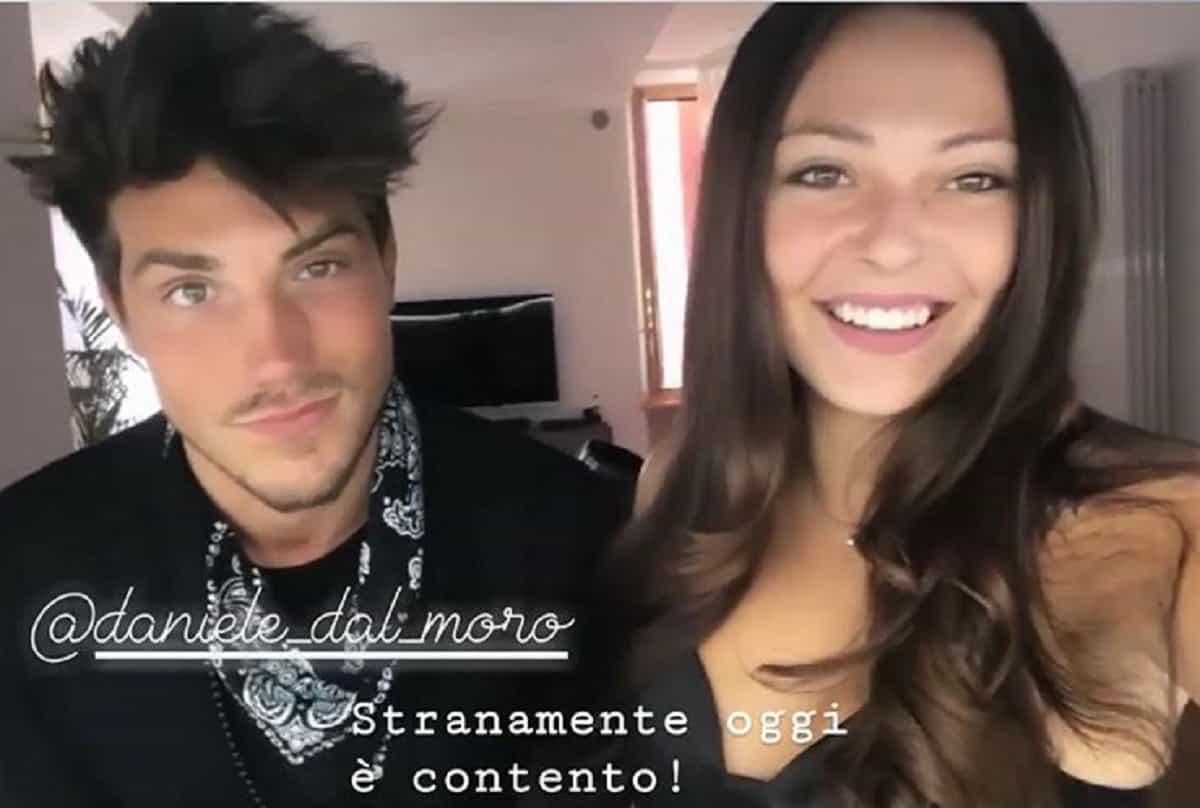 Daniele Dal Moro e Martina Nasoni