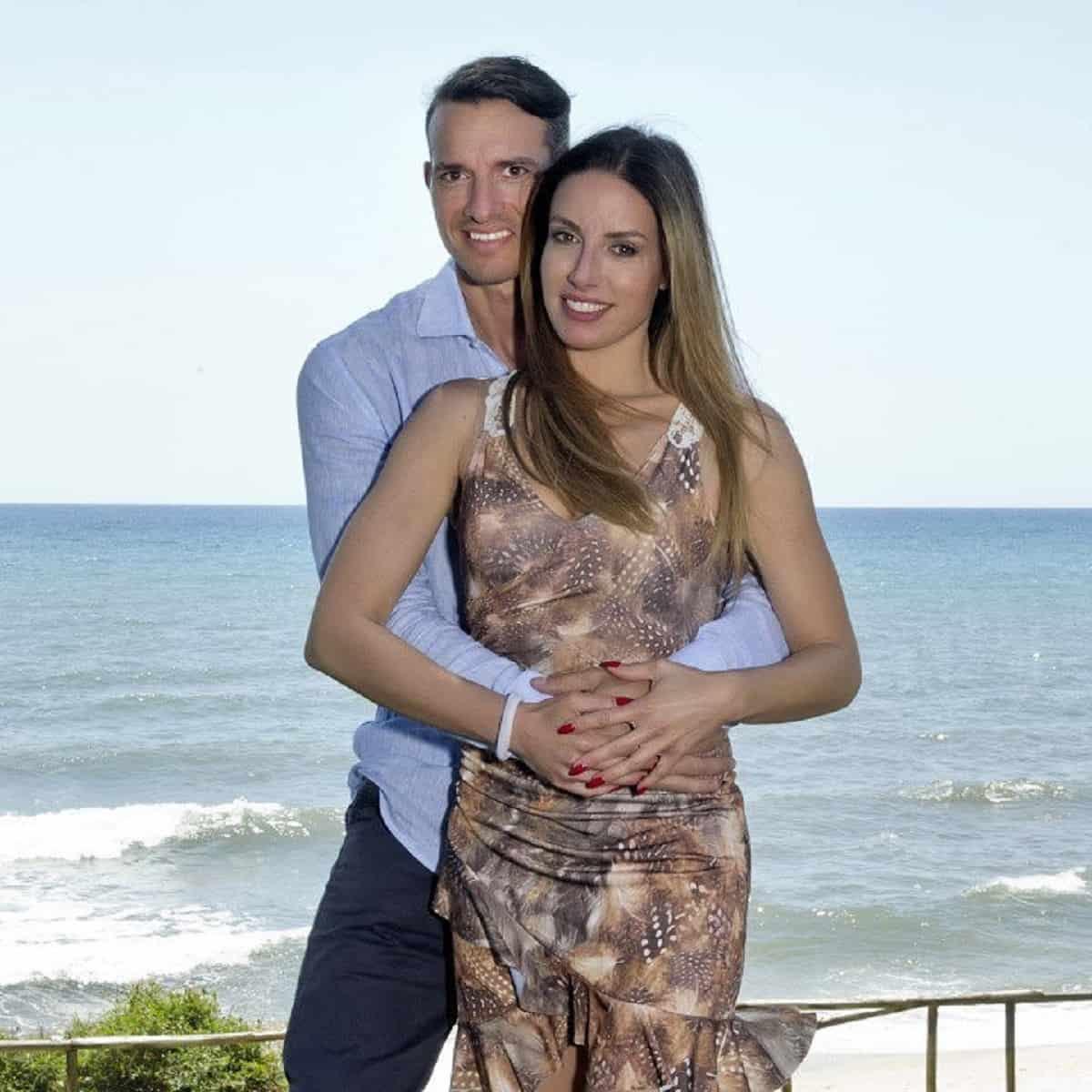David Scarantino e Cristina Incorvaia coppia Temptation island 2019